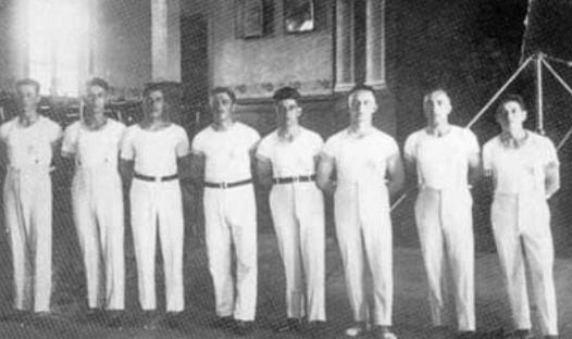 Die Turnriege 1928