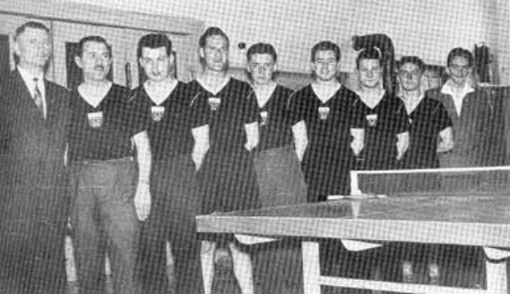 Erste Tischtennis-Mannschaft